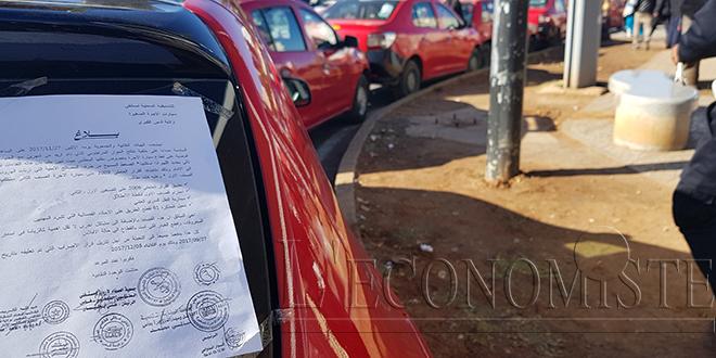 Fès : Grogne des taximen
