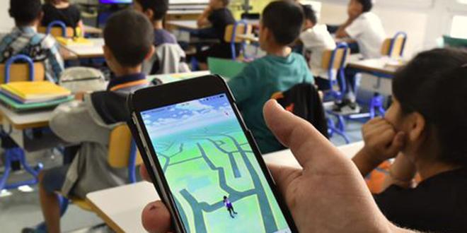 Les téléphones interdits en classe pour tous