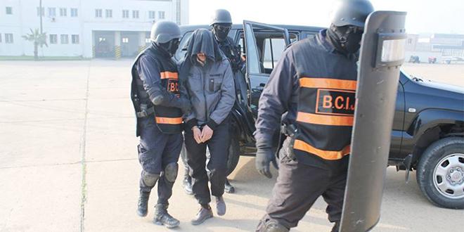 Terrorisme : Un homme activement recherché arrêté à Tanger