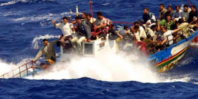 Naufrage: plus de 100 disparus au large de la Libye