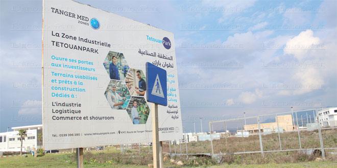 Nouvelles installations à Tétouan Park