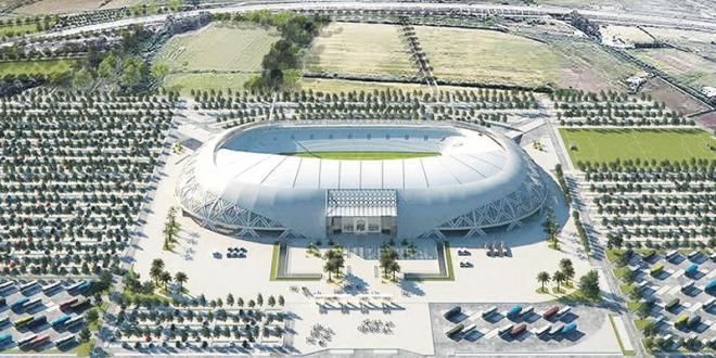 Grand Stade de Tétouan : Des fonds débloqués en 2019