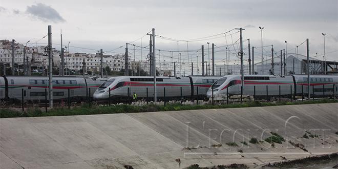 Le Roi baptise le TGV marocain du nom d'Al Boraq — Alerte