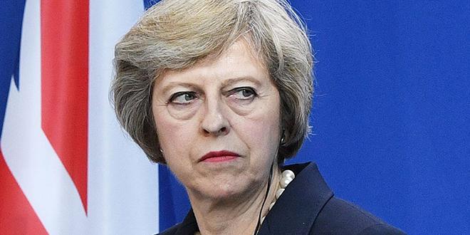 """May: Le Brexit """"dans une impasse"""""""
