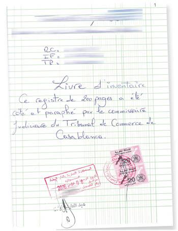 Livre Journal Manuel Une Obligation Comptable D Un Autre