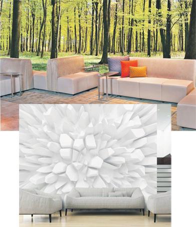 tendances peinture et rev tements muraux l re du 2 0 est bien l l 39 economiste. Black Bedroom Furniture Sets. Home Design Ideas