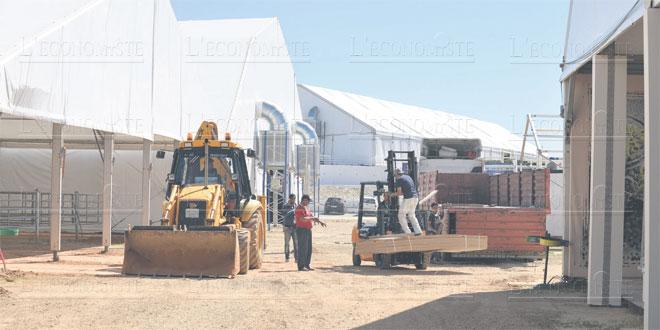 Début des travaux des Assises nationales de l'agriculture — Algérie