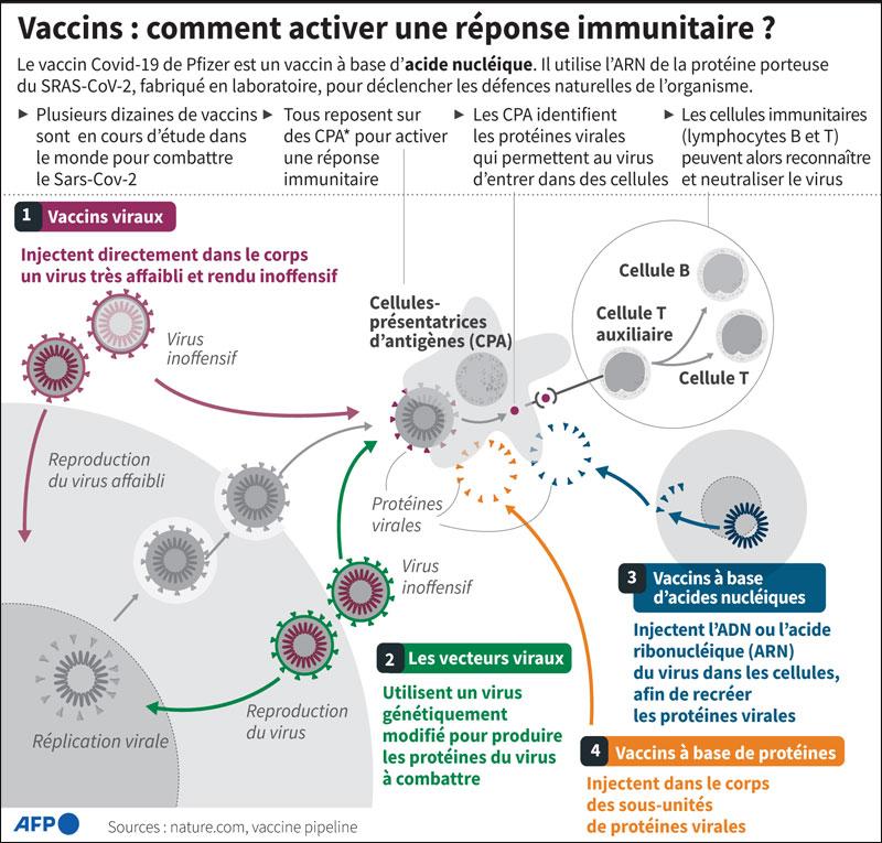 Covid-19 : la moitié des Français refuseraient de se faire vacciner