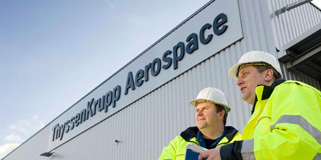 Aéronautique : Thyssenkrupp ouvrira un nouveau site à Casablanca