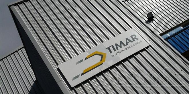 Franchissement de seuil à Timar