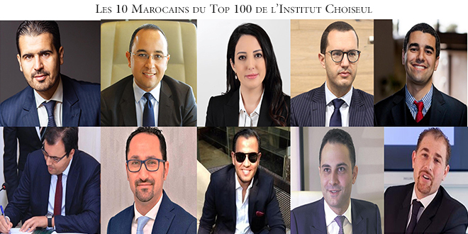 Voici les 10 Marocains qui feront l'Afrique