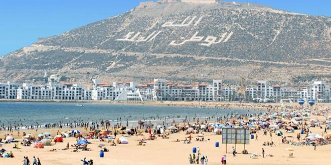 Tourisme : Agadir dépasse le million d'arrivées