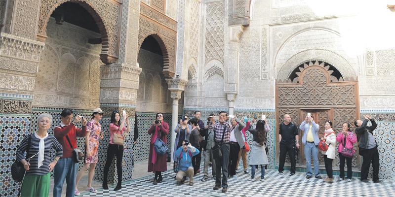 Coivd19: Baisse de 45% du nombre de touristes au Maroc