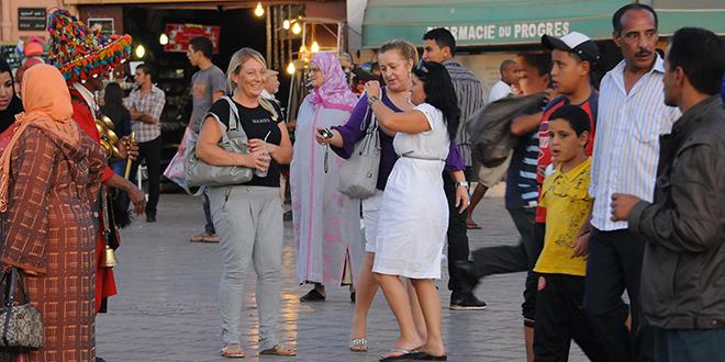 Été : Marrakech à la cote