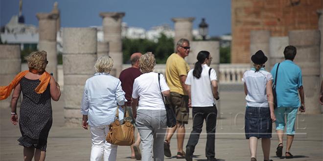 Le nombre de touristes a explosé en 2018
