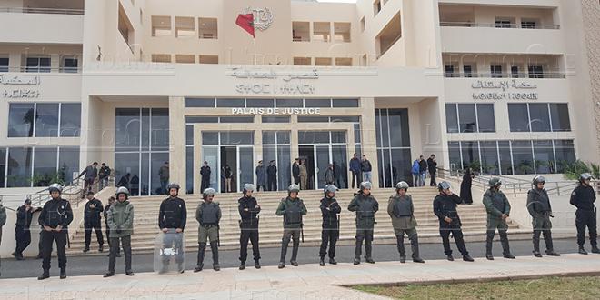 Jerada : Nouveau report du procès des activistes