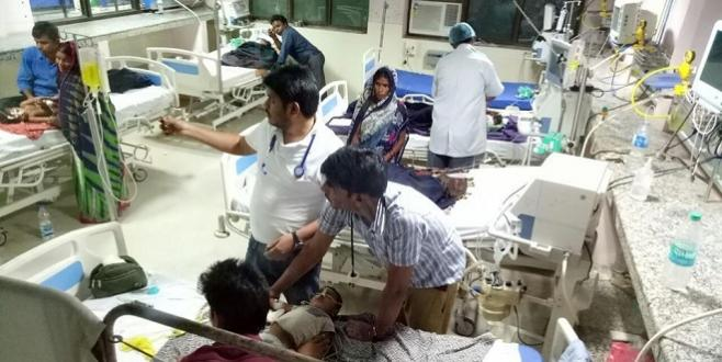Inde : Tragédie dans un hôpital