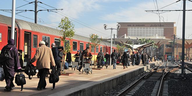 Aïd Al Adha : L'offre de trains renforcée