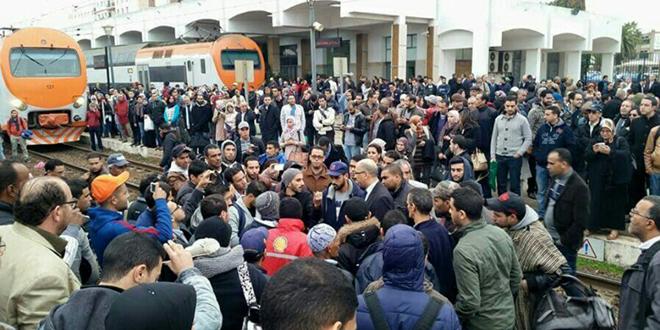 Trains : Une longue galère attend les voyageurs