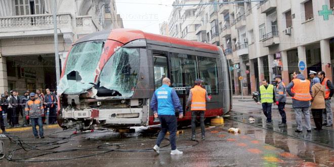Casa-Tramway: Encore plus d'accidents!