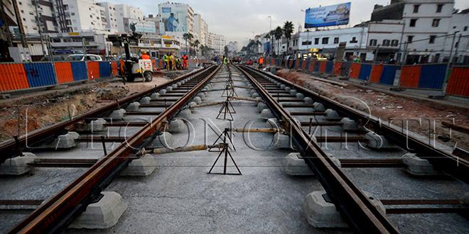 Tramway de Casa : Trois stations fermées pour travaux