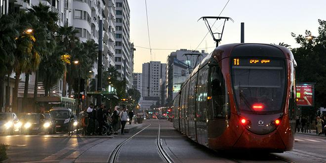 Casablanca : Amélioration des fréquences du Tramway