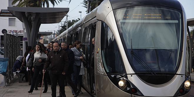 Rabat : Voici les horaires du tram le jour de l'Aïd