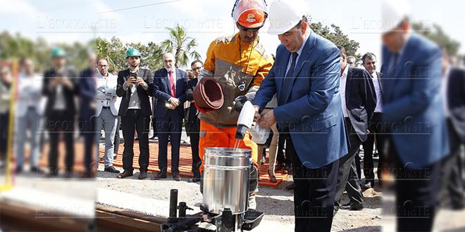 Tramway: L'extension de la ligne 2 côté Rabat pour fin 2018