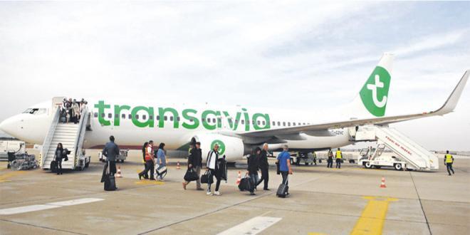 Transavia lancera deux vols vers Agadir en mars