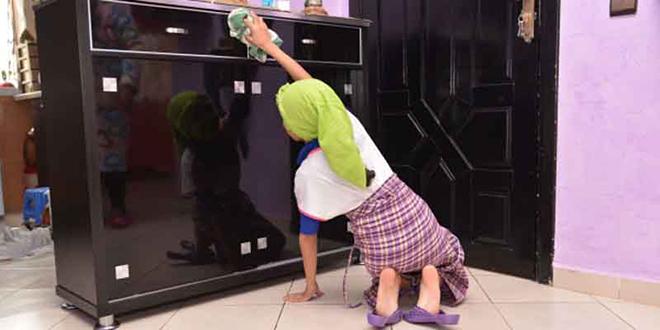 Travail domestique: La loi entre en vigueur dans un an