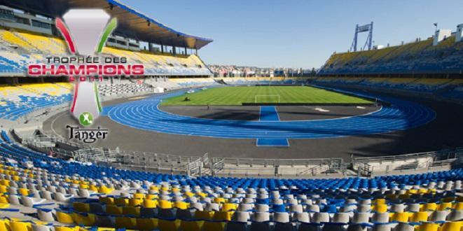 Football : Le Trophée des Champions de retour à Tanger