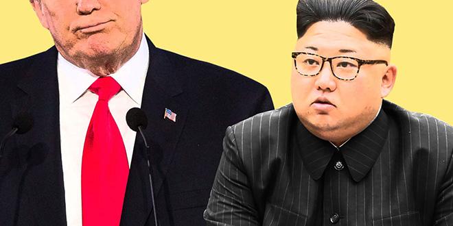 Trump salue la rencontre «historique» entre Kim et Moon