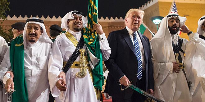 Arabie Saoudite : Trump caresse dans le sens du poil