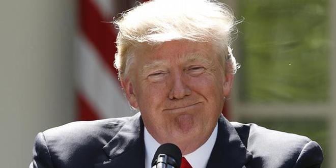 Trump emmené à l'hôpital militaire Walter Reed