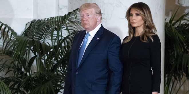 "Trump rend hommage ""au grand héritage"" de Caïd Essebsi"