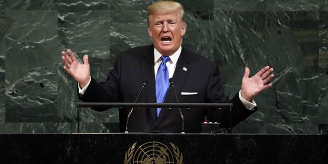 Proche-Orient: Trump favorable à la solution à deux Etats