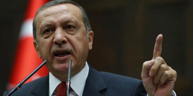 Erdogan reçoit Poutine, Macron et Merkel