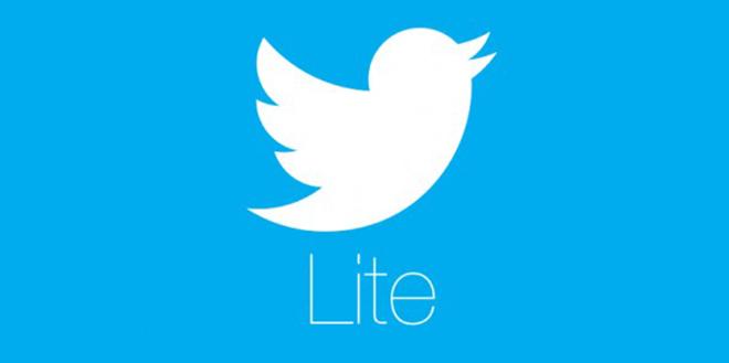 Twitter Lite disponible au Maroc