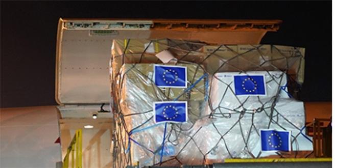 Explosion à Beyrouth: Pont aérien humanitaire de l'UE