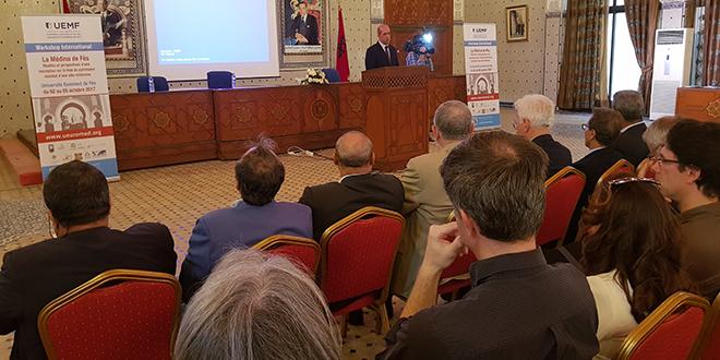 Fès : L'UEMF lance une réflexion internationale sur le patrimoine de la médina