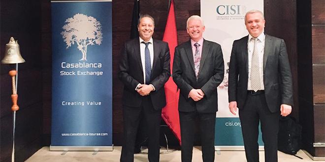 L'UIC s'allie à la Bourse de Casablanca et au CISI