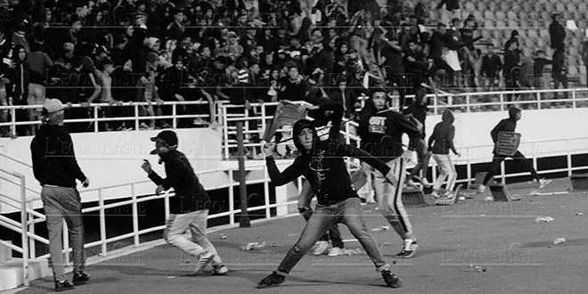 Hooliganisme: 13 arrestations après Raja-IRT