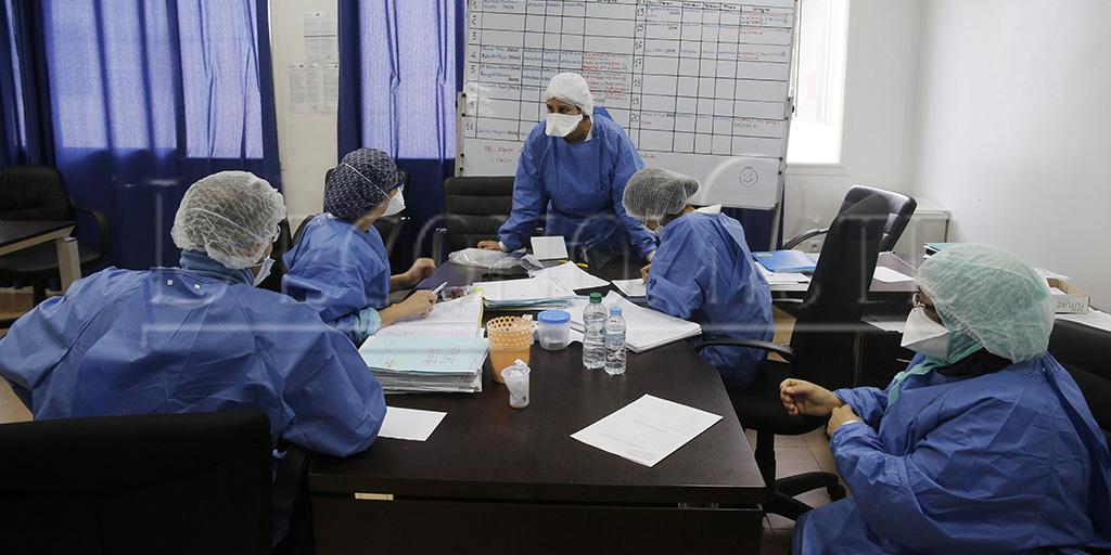 Rabat : Plus de 400 nouveaux cas Covid-19