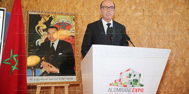 DIAPO-Lancement de la deuxième édition d'''Al Omrane Expo»'