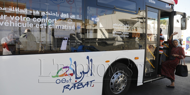 Rabat : Lancement du ticket unique Tramway-Bus à partir de demain