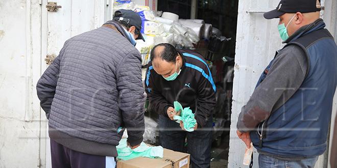 Coronavirus: Les masques presque introuvables à Rabat