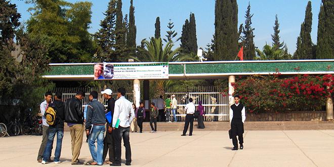 Les universités marocaines peinent sur internet