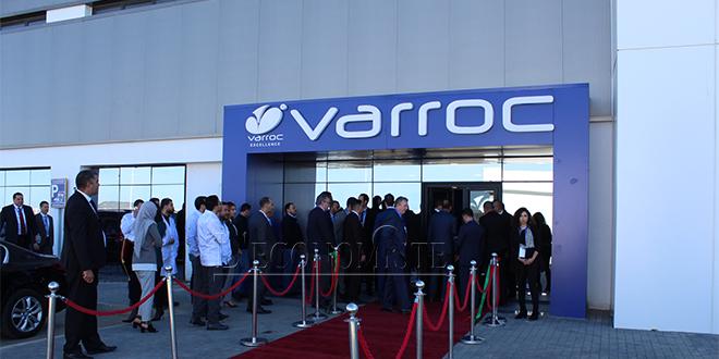 De nouveaux emplois dans la nouvelle unité de Varroc Lighting Systems — Tanger