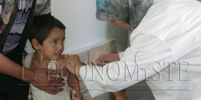 Vaccination : 1 enfant sur 10 oublié