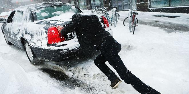 Canada : Une vague de froid polaire